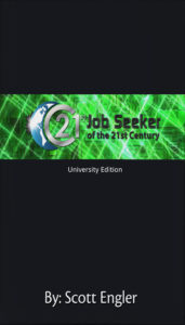 Job Seeker University Edition Book Cover